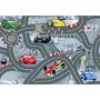 Disney - Barnmatta - Cars - World of Cars - 133 x 96