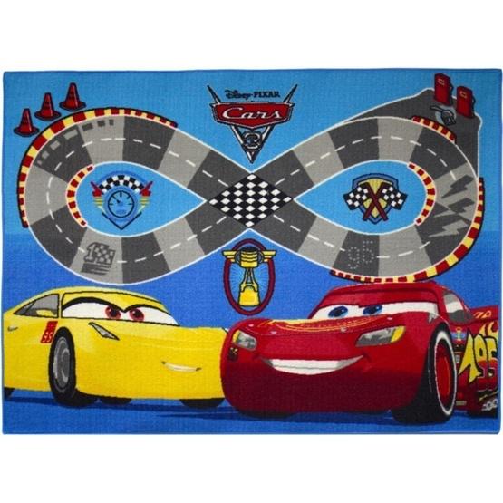 Disney - Barnmatta - Cars Bilbana - 133 x 95 cm