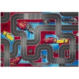 Disney - Barnmatta - Disney Cars - 133 x 95 cm