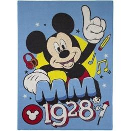 Disney - Barnmatta - Musse Pigg - 133 x 95 cm