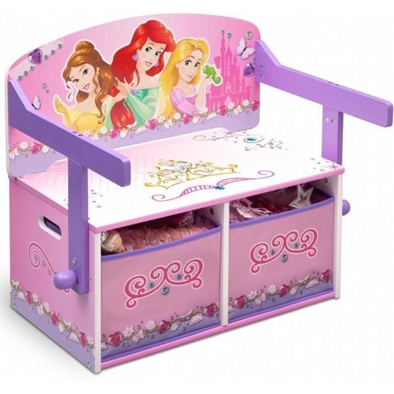 Worlds Apart - Disney Princess 3-i-1 Bänk och Bord