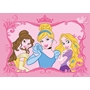 Disney - Barnmatta - Disney Princess V.1 - 133 x 95 cm
