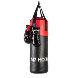 My Hood - Boxsäck Med Handskar - 10 Kg