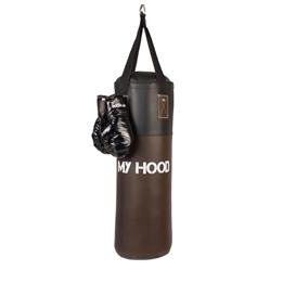 My Hood - Boxsäck Med Handskar - 10 Kg - Retro