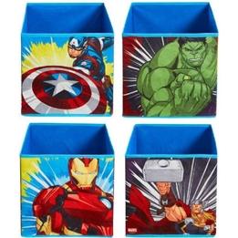 Avengers - Marvel Avengers Förvaringlådor