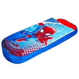 Eurotoys - Spiderman Luftmadrass Med Sovsäck