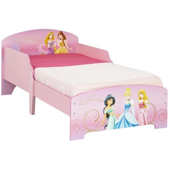 Worlds Apart - Disney Prinsessa Juniorsäng - 5 Prinsessor