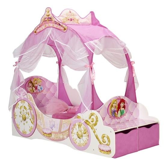 Disney - Disney Prinsessa Vagnsäng