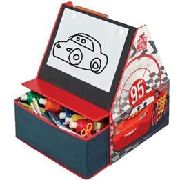 Cars - Förvaring - Låda Med Tavla