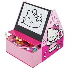 Hello Kitty - Förvaring - Låda Med Tavla