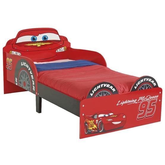 Disney - Cars Juniorsäng - Däck