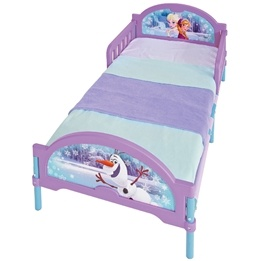 Disney Frozen - Juniorsäng - Olaf - Inklusive madrass
