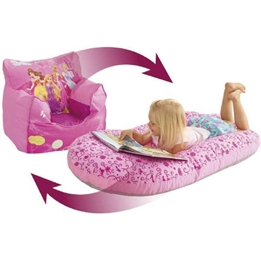 Disney Prinsessa - Disney Princess Lässtol Uppblåsbar