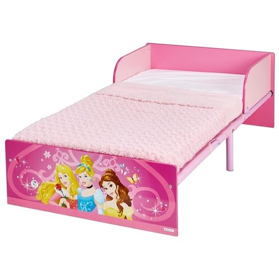 Worlds Apart - Disney Princess Juniorsäng - Rosa