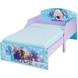 Disney Frozen - Juniorsäng - Frozen Kram - Inklusive Madrass