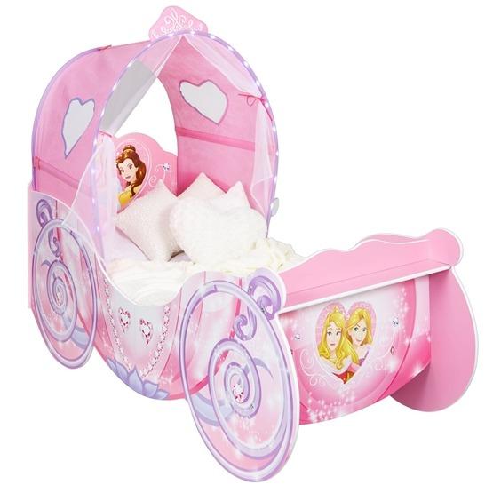Worlds Apart - Disney Princess Galavagn Juniorsäng