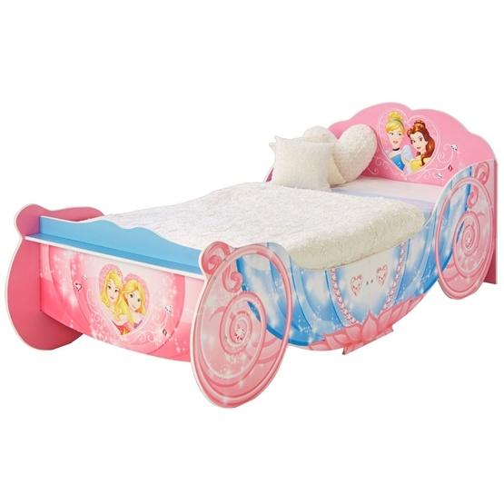 Worlds Apart - Disney Princess Galavagn Säng