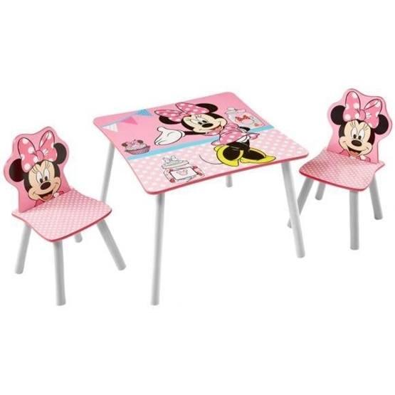 Worlds Apart - Mimmi Pigg Bord och stolar