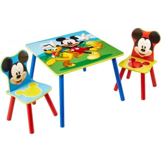 Worlds Apart - Musse Pigg bord och stolar
