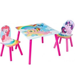 Worlds Apart - My Little Pony - Bord och Stolar