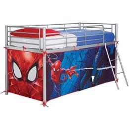 Eurotoys - Spiderman Sänggardin