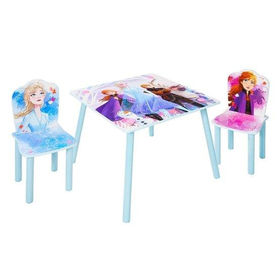Disney Frozen 2 - Bord och stolar