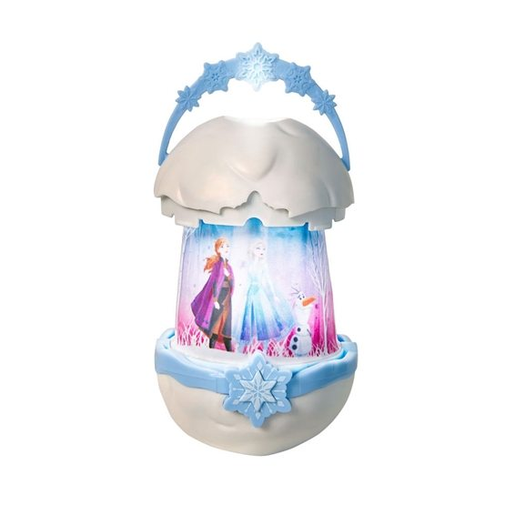 Disney Frozen - Nattlampa - Lyckta - Anna, Elsa, Olaf