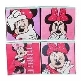 Mimmi Pigg - Minnie Mouse Förvaringslådor