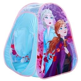 Disney Frozen - Pop Up Tält - Anna & Elsa