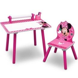 Worlds Apart - Mimmi Pigg ritbord och stol
