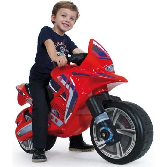 Injusa - Hawk Springmotorcykel