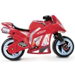 Injusa - Racer Wind Motorcykel 6V