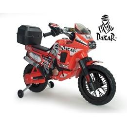 Injusa - Dakar Rally El Motorcykel 6V