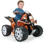 Injusa - Quad The Beast Elmotorcykel 6V