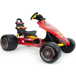 Injusa - Cars Go-Kart