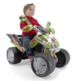 Injusa - Dominator Motorcykel 12V