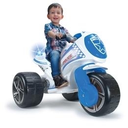 Injusa - Polismotorcykel 6V