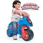 Injusa - Spiderman Springmotorcykel