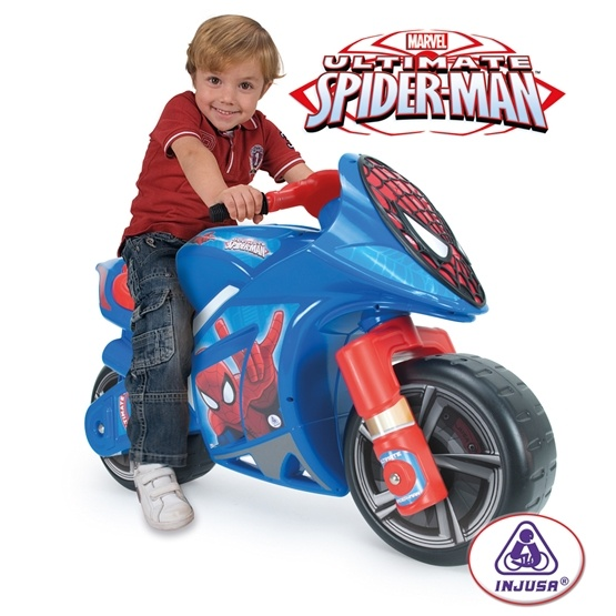 Injusa - Spiderman Springcykel