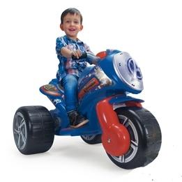 Injusa - Avengers Elmotorcykel 6V - Trehjuling