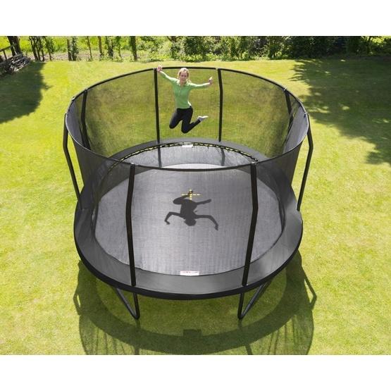 Jumpking - Studsmatta - Delux Oval - 520x425Cm