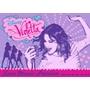Disney - Barnmatta - Violetta - Love Music - 133 x 95 cm