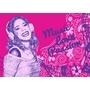 Disney - Barnmatta - Violetta - 133 x 95 cm