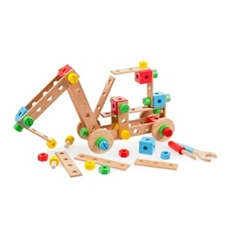 Tidlo - Construction Builder Set