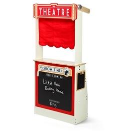 Tidlo - Teater/butik