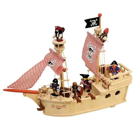 Tidlo - Piratskepp
