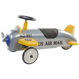 Retro Roller - Retro Roller, Aeroplane Charles Gåbil