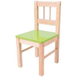Bigjigs - Barnstol - Grön