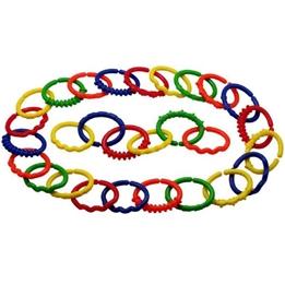 Bigjigs - Ringar Med Pärlor 288 Delar
