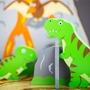 Bigjigs - Dinosaur Island